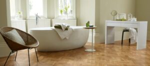 parque flooring design by Karndean