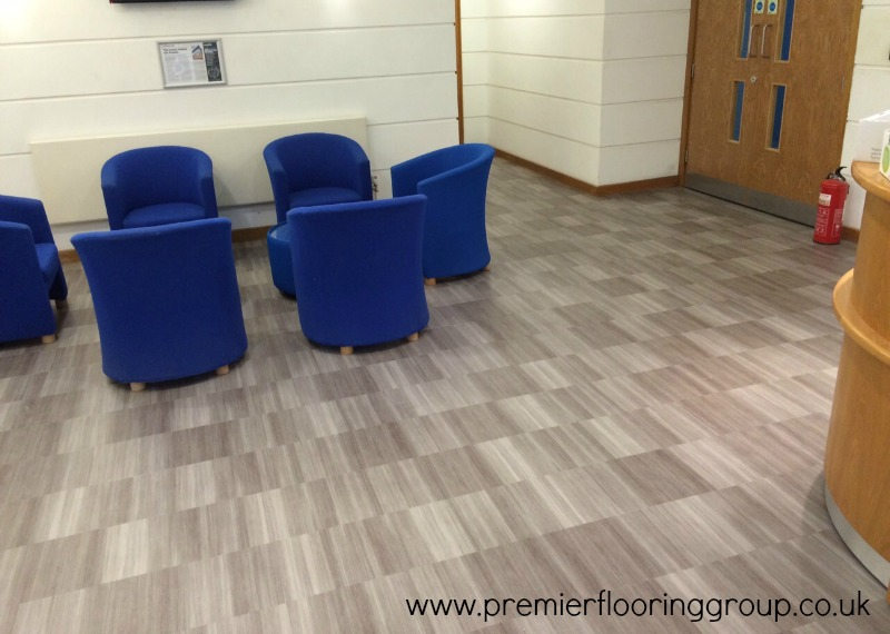 commercial flooring amtico and Desso carpet tiles