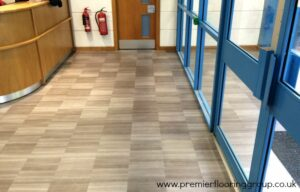 commercial amtico flooring