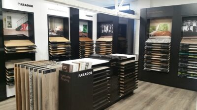 Parador engineered wood floor at Premier Flooring