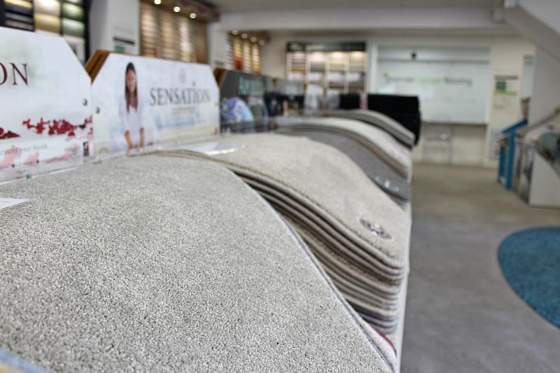 wool or manmade carpet