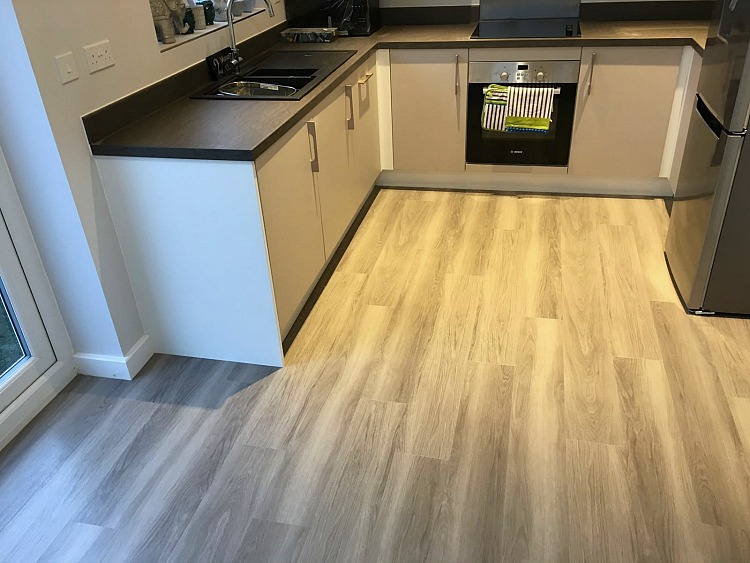 Our Latest Amtico Flooring Kitchen Installations Premier Flooring