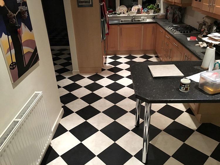 Our Latest Amtico Flooring Kitchen Installations Premier