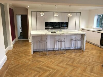 amtico flooring kitchen