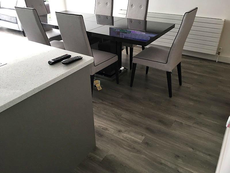 amtico flooring dining room