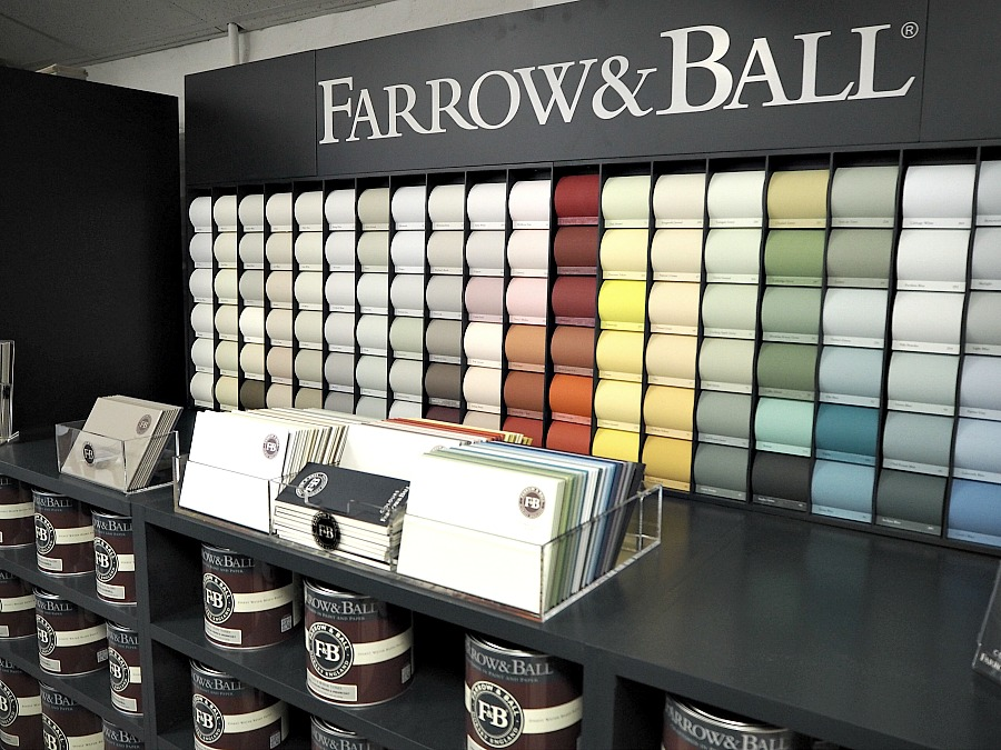 Farrow & Ball worcester
