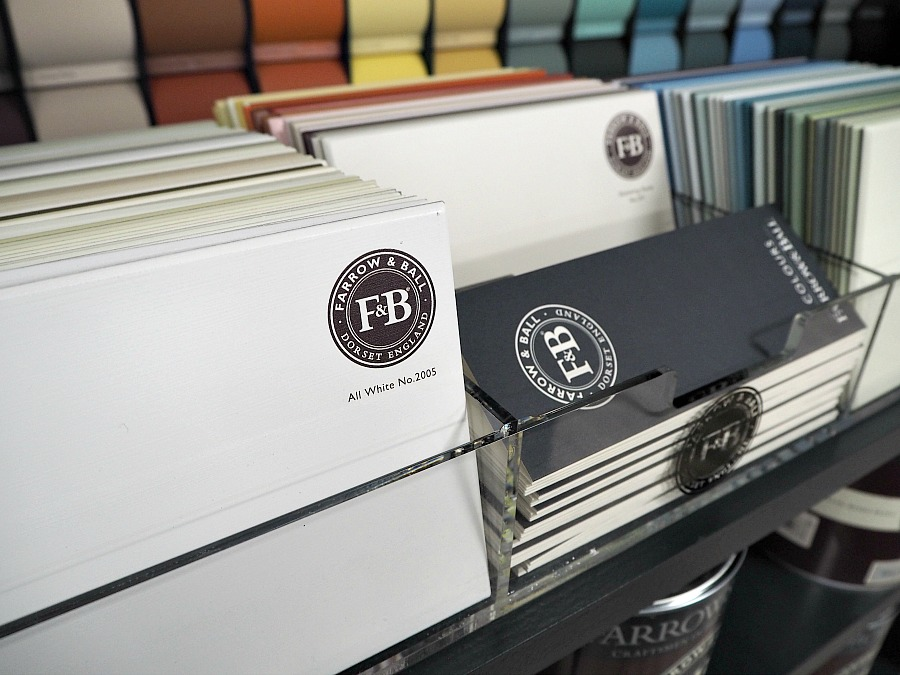 Farrow & Ball at Premier Carpet and Flooring