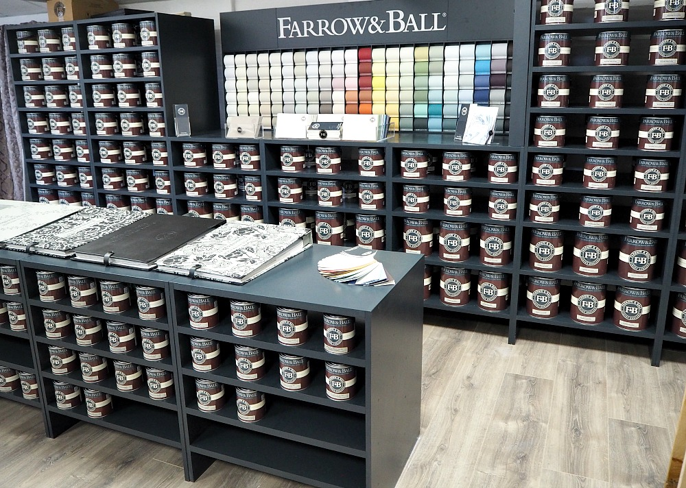 Farrow & Ball stockist