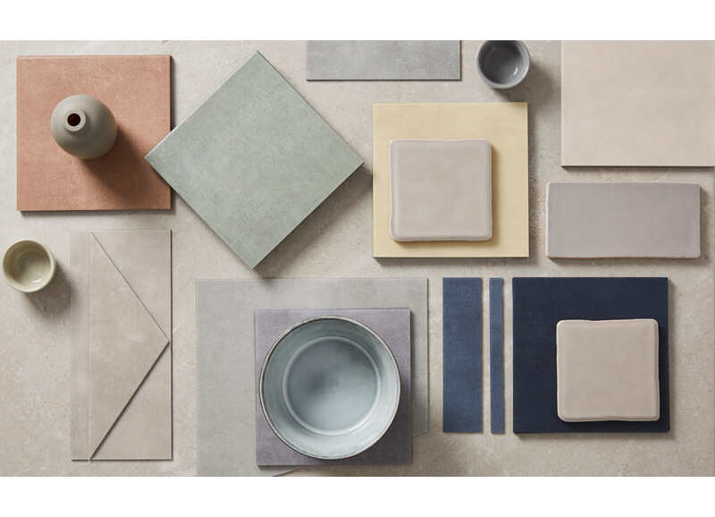 Amtico Colour edit, stucco palette